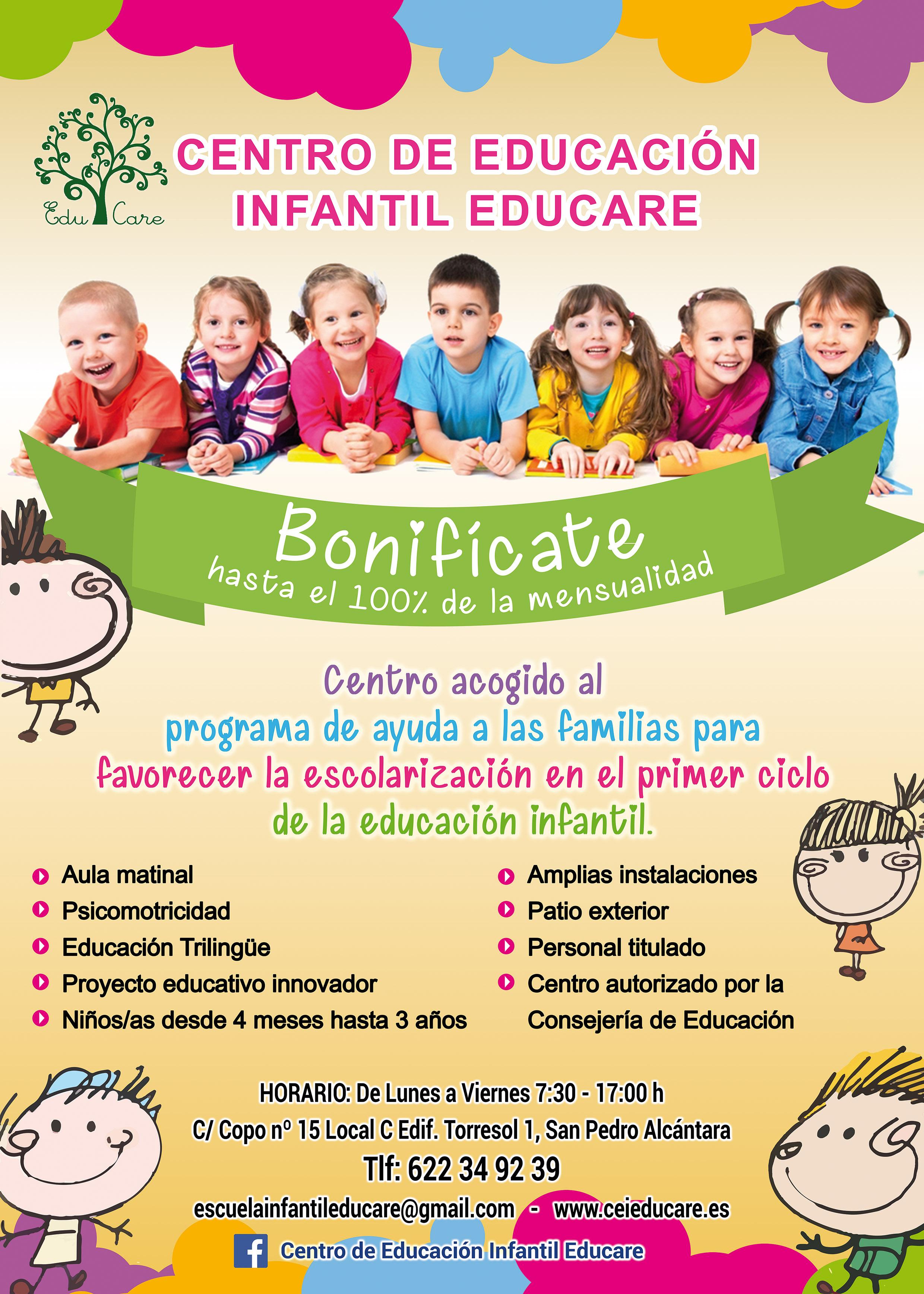 Centro de educación infantil educare
